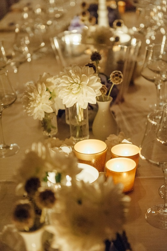Simple Yet Beatutiful Centerpieces