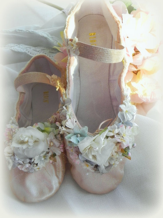 Fairytale Ballet Slippers