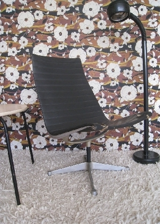 Gorgeous vintage Herman Miller lounge chair