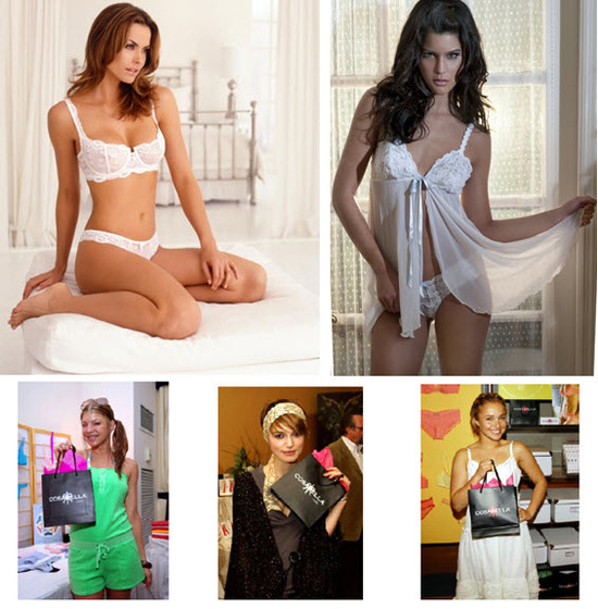 Get the lingerie loved by all the stars, like Fergie and Natalie Portman