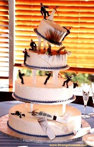 Strange-disaster-wedding-cake.full
