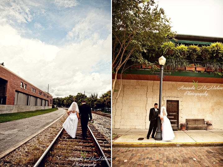 Bride-groom-walk-together-down-railroad-track-pose-together-outside.full