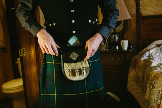 A Kilt for the Groom