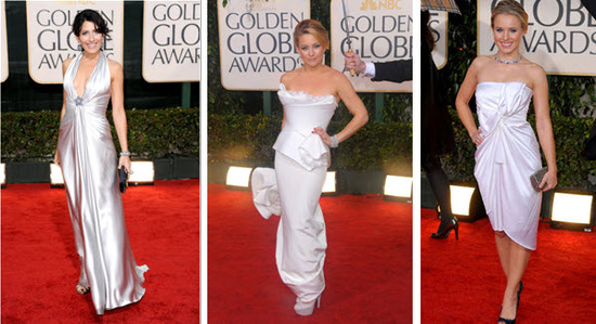 photo of Golden Globe 2010: Red Carpet Fashion Fit for Your Wedding