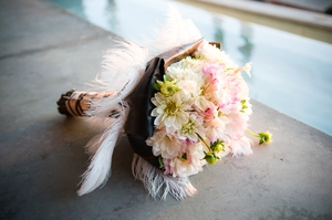 photo of Featured Wedding: Vikki and JP, Casual meets Luxury