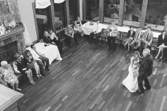 photo of A Romatic Wedding in the High Country!