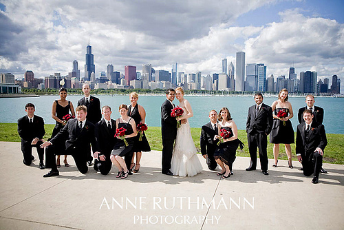 Anne Ruthman Photography- eco-friendly options, and beautiful wedding photos!