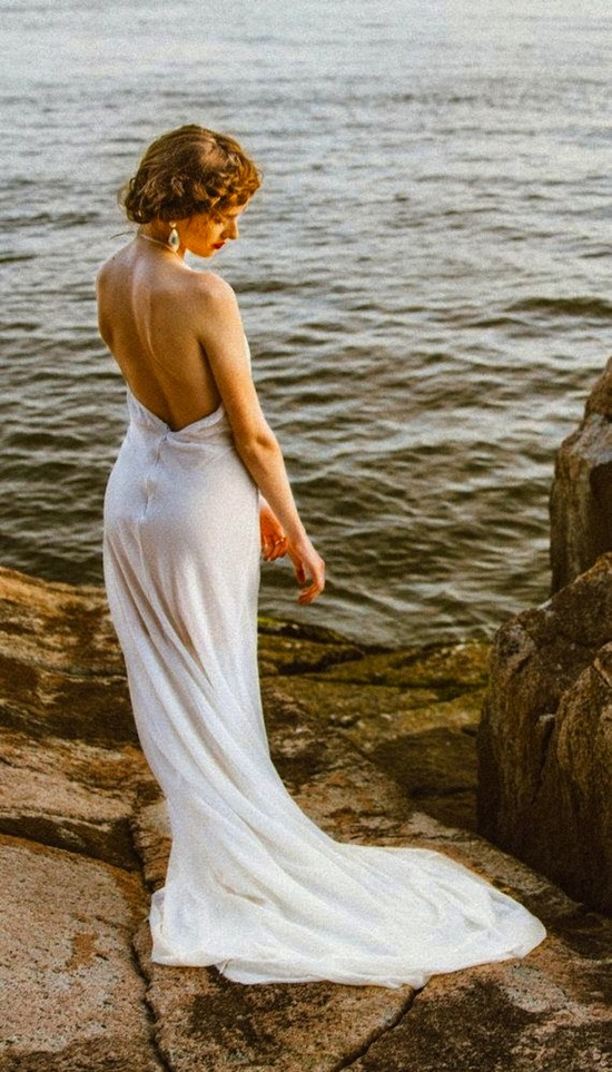 photo of Keeping it Light: Great Gowns for Destination Weddings