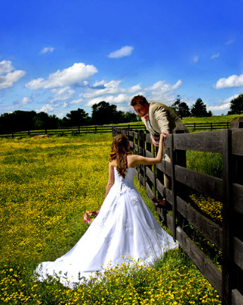 photo of Go Green With Your Wedding Photography!