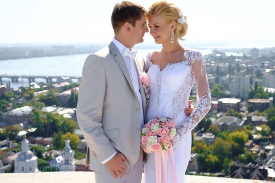 Anastasiya wedding dress