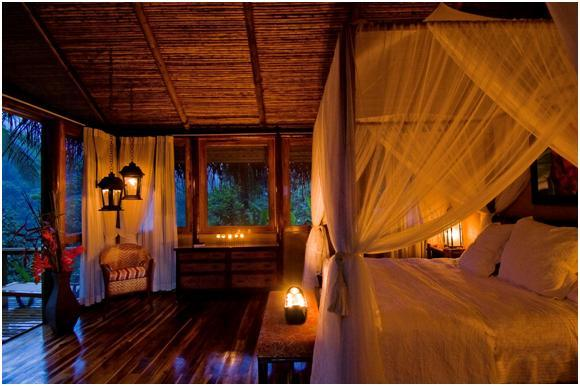 Beautiful Tranquil And Romantic Honeymoon Bungalo In