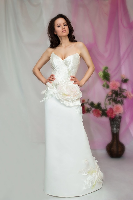 Roseline wedding dress