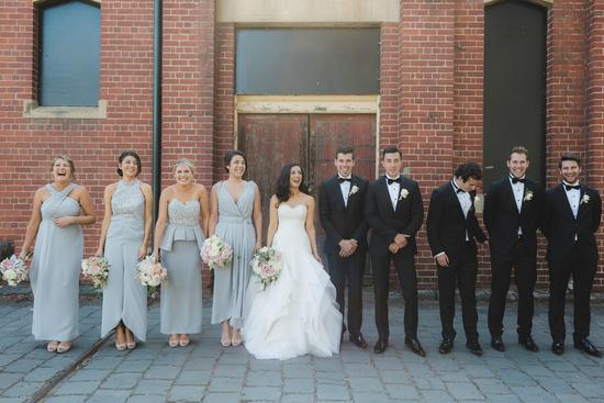 photo of A Chic Aussie Wedding