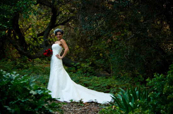 Gorgeous like new Maggie Sottero wedding dress- available on RecycledBride for $1000!