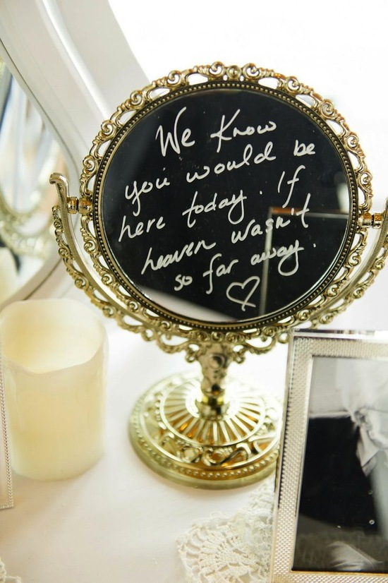 A Mirror With A Message