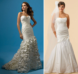 photo of 2009 Celebrity Weddings: Celebs Wore Vera, Get the Look for Less!