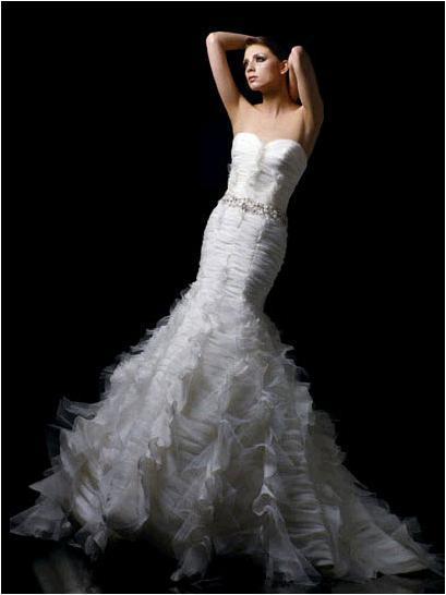 Khloe-kardashian-vera-wang-wedding-dress-look-for-less.full