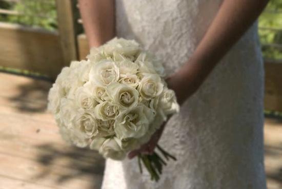 photo of Featured Wedding: Jennifer and David
