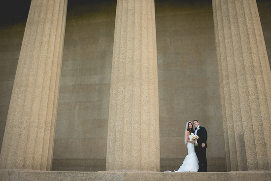 photo of A Contemporary and Luxurious City Wedding