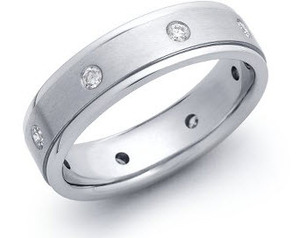 photo of The Man Registry: All About the Groom's Wedding Band