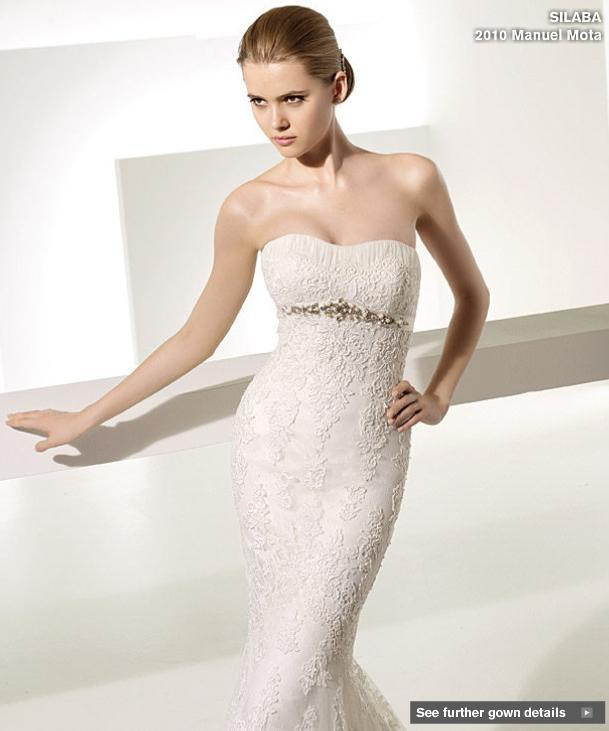 my dream wedding dress via design your ideal from