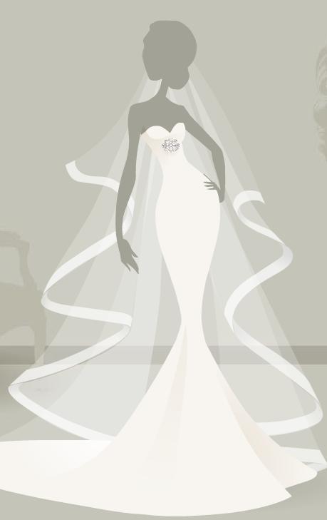 My dream wedding dress via design your ideal wedding dress from my dream wedding dress via design your ideal wedding dress from pronovias junglespirit Choice Image