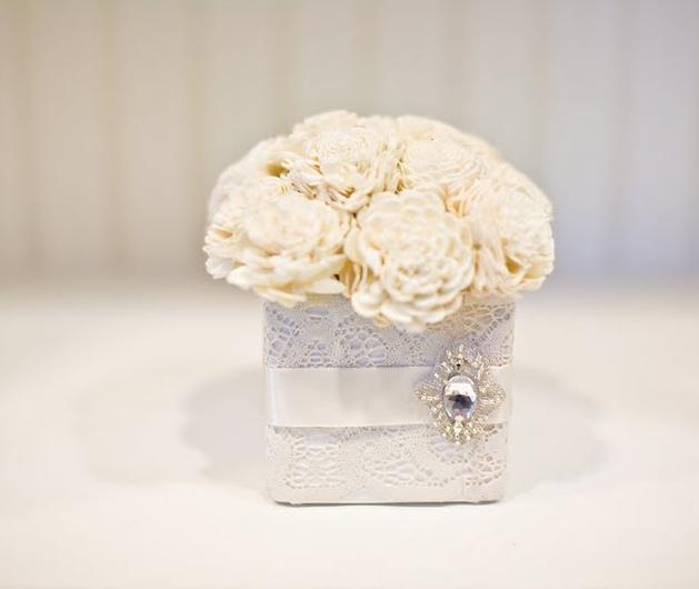 Jl-designs-ivory-balsa-wood-low-centerpiece-white-lace-box-rhinestone-brooch.full