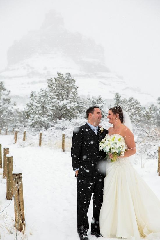 photo of Winter Wonderland in the Red Rocks
