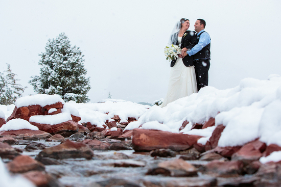 photo of Winter Wonderland in the Red Rocks