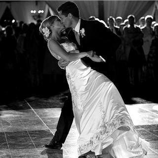 Picking the perfect first dance song for your wedding reception!