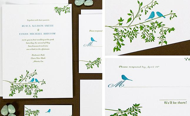 Eco Friendly Weding Invitations 015 - Eco Friendly Weding Invitations