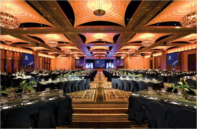 Crown Palladium Events