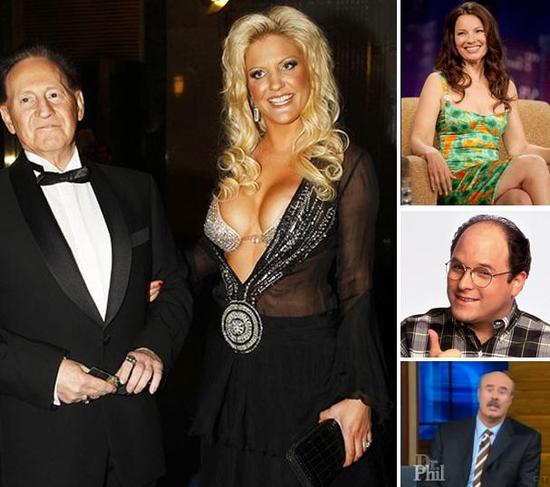 Ritzy wedding in Melbourne, Australia will include Jason Alexander and Fran Drescher!