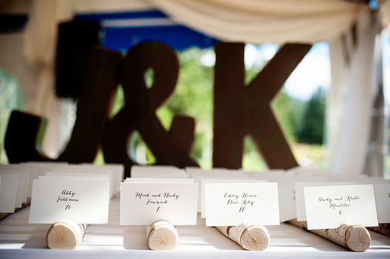 Escort Cards for Tables