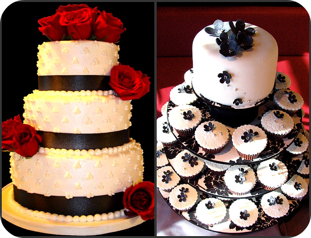 Whether you want a traditional four tiered wedding cake