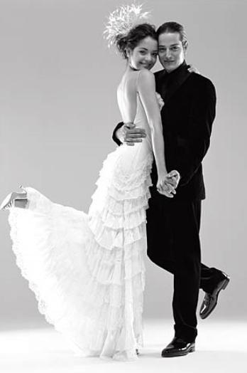 Dresses-for-dancing-foxtrot-sheath-style-white-wedding-dress-ruffled-tiers-open-back.full