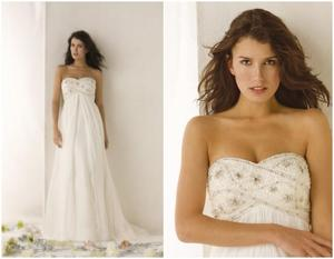 photo of Spring 2010 Bridal Runway: Pure by Justin Alexander Wedding Dresses