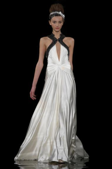 Jenny-packham-spring-2010-wedding-dresses-black-ivory-silk-slinky-keyhole.full