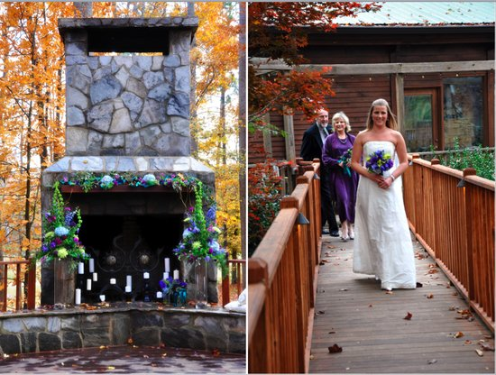 photo of Featured Wedding: The Halloween Wedding that Wasn't Scary