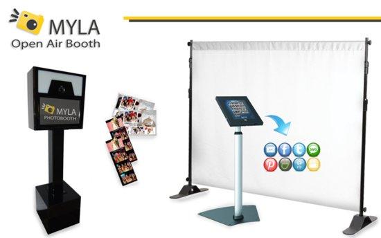 photo of MYLA Photobooth