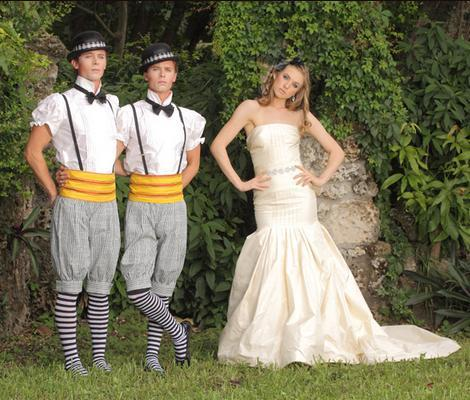 photo of Spring 2010 Bridal Runway: Jorge Manuel Wedding Dresses