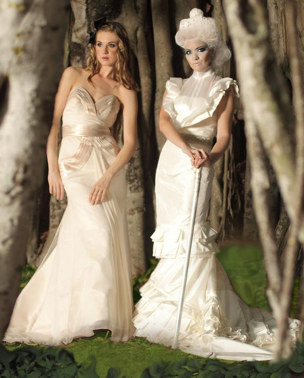 photo of Spring 2010 Bridal Runway: Jorge Manuel Wedding Dresses
