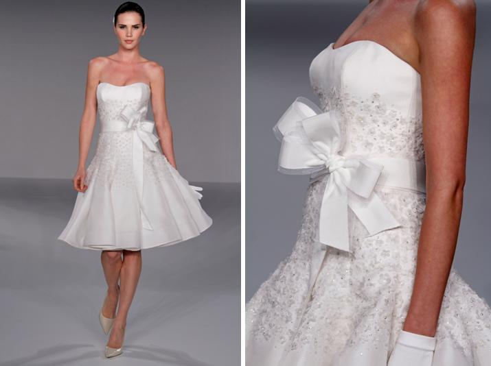 Platinum-priscilla-of-boston-spring-2010-wedding-dreses-pl311-knee-length-reception-dress-large-bow-at-waist-floral-applique.full