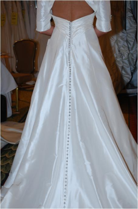 photo of Spring 2010 Bridal Runway: Justin Alexander Signature Wedding Dresses