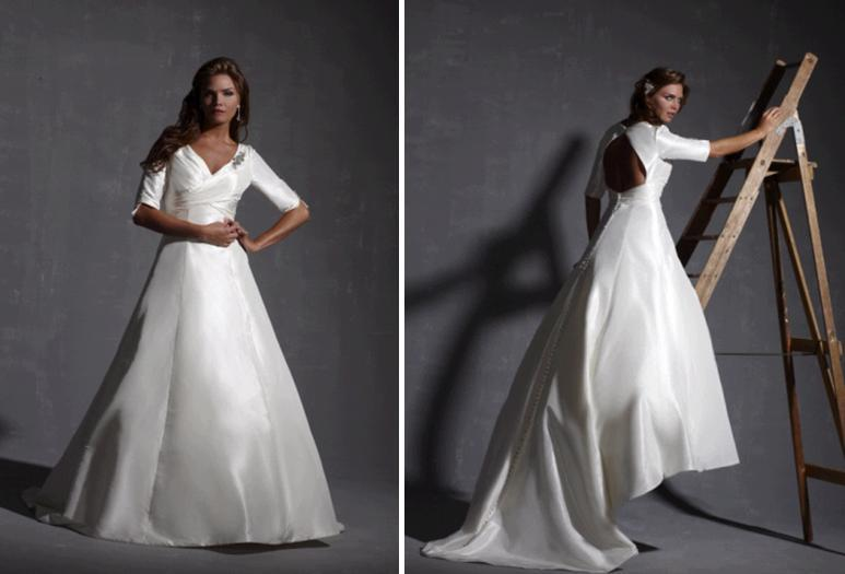 Justin-alexander-signature-spring-2010-wedding-dresses-modest-long-sleeve-9638-white-open-back-silver-brooch.full