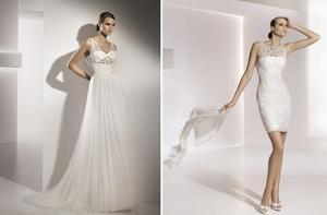 photo of Spring 2010 Bridal Runway: Pronovias Wedding Dresses