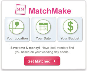 OneWed's MatchMake Wedding Vendor Matching System