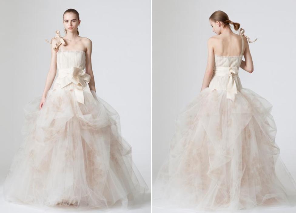 Spring 2010 Bridal Runway: Vera Wang Wedding Dresses\' Ideabook by ...