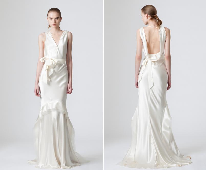 Vera-wang-white-wedding-dress-spring-2010-sleek-satin-cowl-neck-back-bows.full