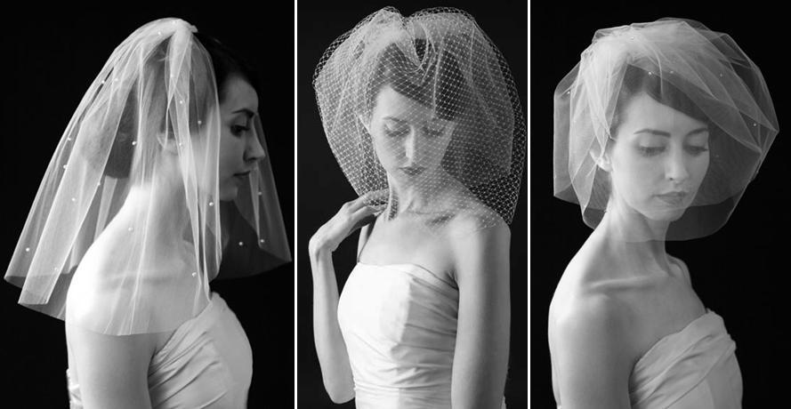 Sara-gabriel-stunning-couture-veils-bridal-headpieces-short-sassy-blushers-lace-pearls-swarovski.full